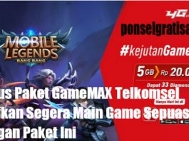 gamemax telkomsel
