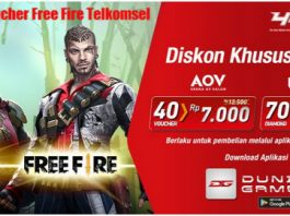 voucher ff telkomsel