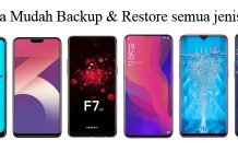backup data dan restore